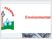 Web Design of Enviro. Protection Technical Services Trading